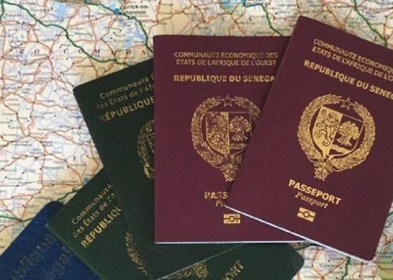 Sénégal: la durée de validité du passeport va passer de 5 à 10 ans