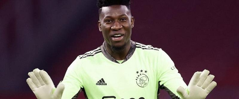 Cameroun: suspension réduite d'André Onana qui est apte pour la CAN 2021