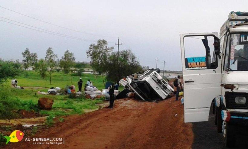 Vélingara: un bus renverse un véhicule particulier 7 places et tue tous les passagers