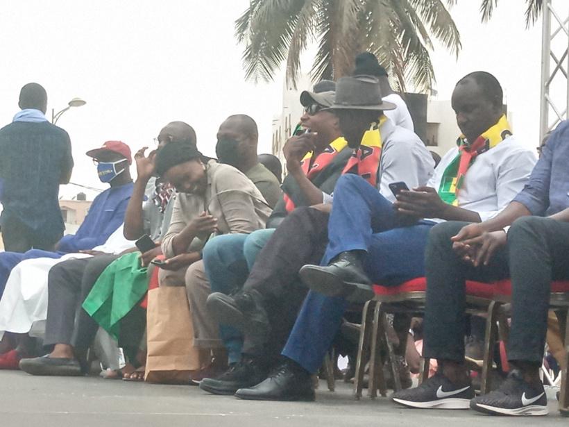 Le M2D annone la libération d'un des détenus à Diourbel