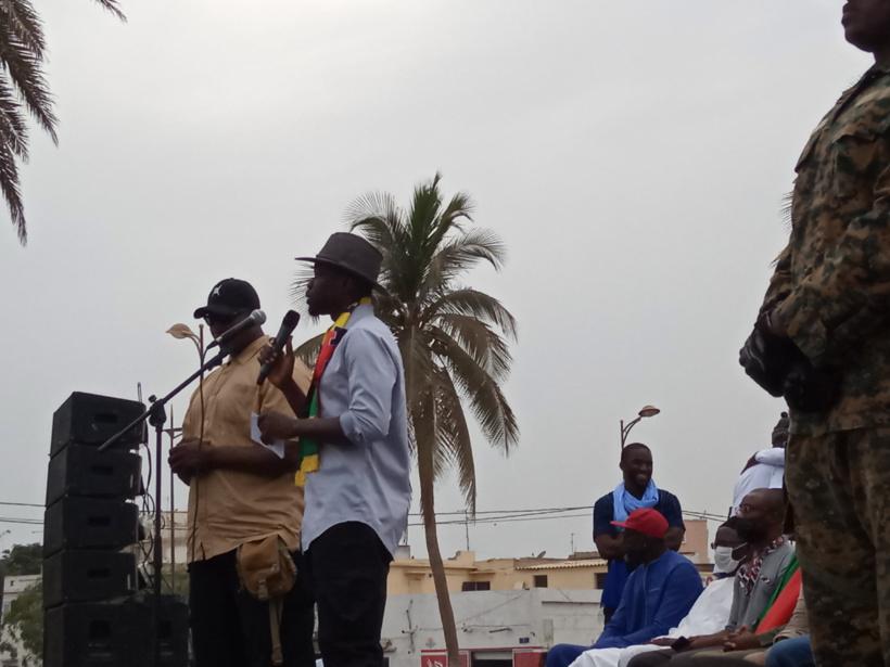 Présidentielle 2024: « une seule personne ne peut pas se présenter, c'est Macky Sall» (Ousmane Sonko)