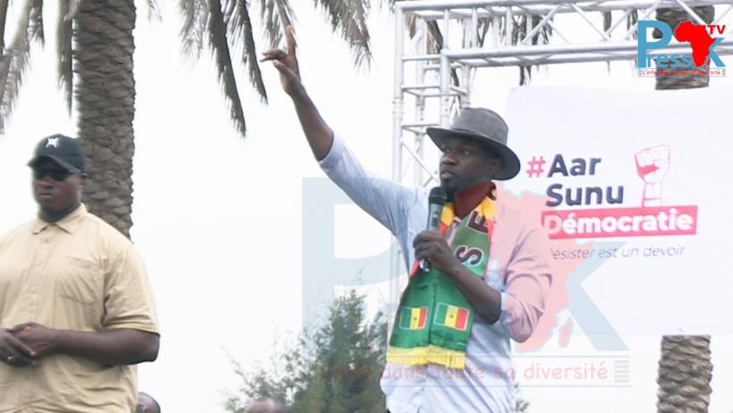 Ousmane Sonko mettra fin à son mandat de député en juillet 2022