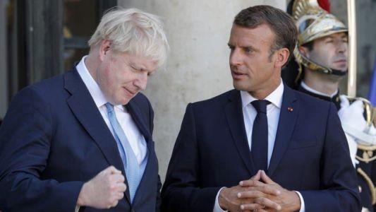 Brexit: Macron demande à Johnson le respect de la «parole donnée»