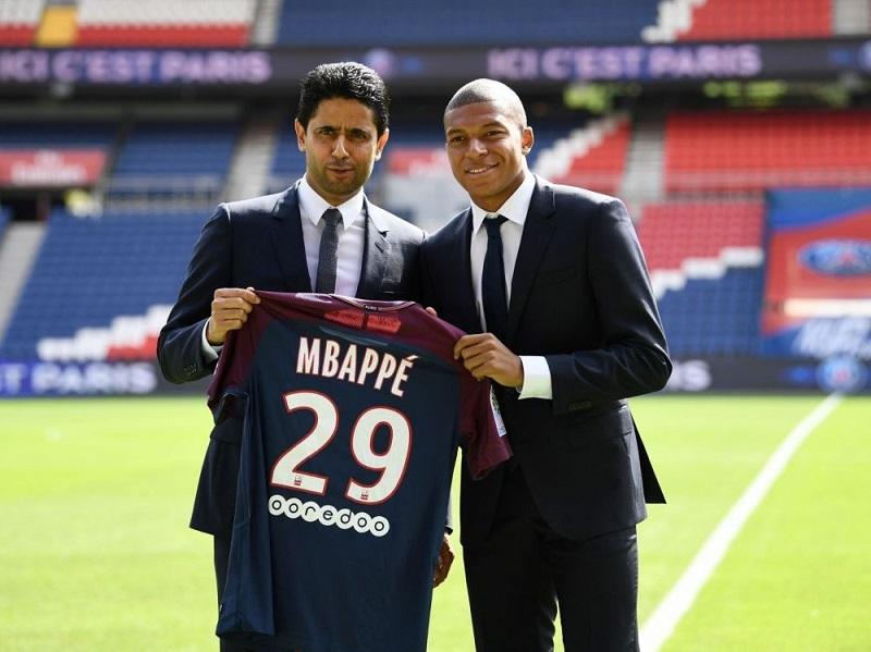 PSG : Kylian Mbappé met la pression à Nasser Al-Khelaïfi