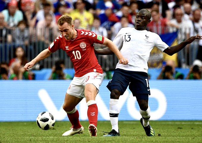 Euro 2020 : Christian Eriksen a parlé à ses partenaires pour les inciter à reprendre le match