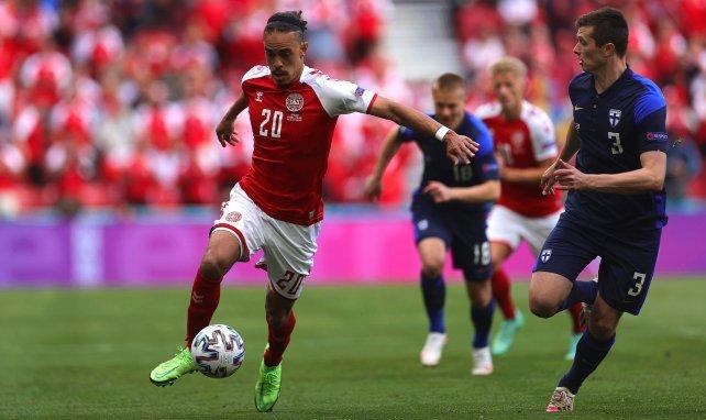 Euro 2020 : la Finlande bat le Danemark (0-1) dans un match marqué par le malaise de Christian Eriksen