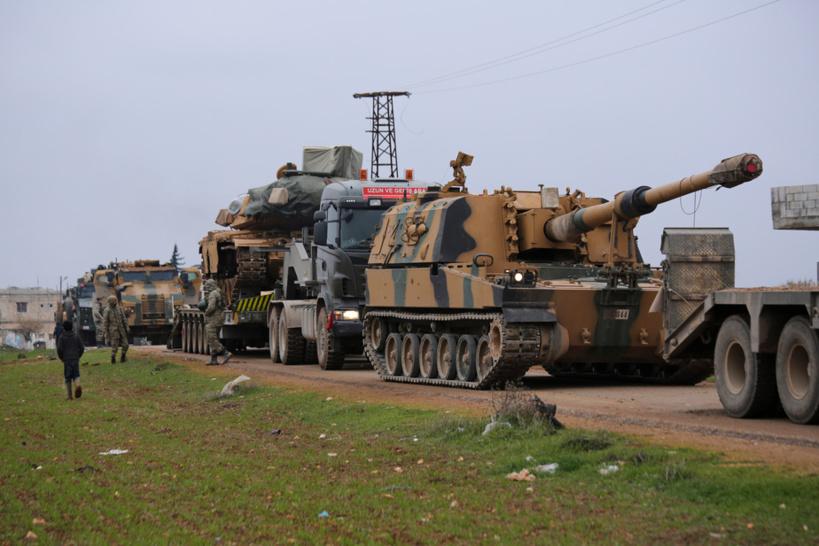 Syrie: 16 morts dans des tirs d'artillerie notamment sur un hôpital à Afrine