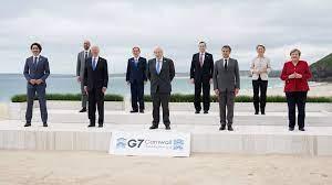 Infrastructures: le G7 veut contrer la Chine et ses «Nouvelles routes de la soie»