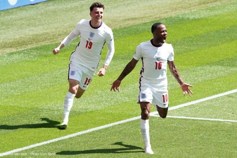 Euro 2020 : l'Angleterre débute bien contre la Croatie (1-0)