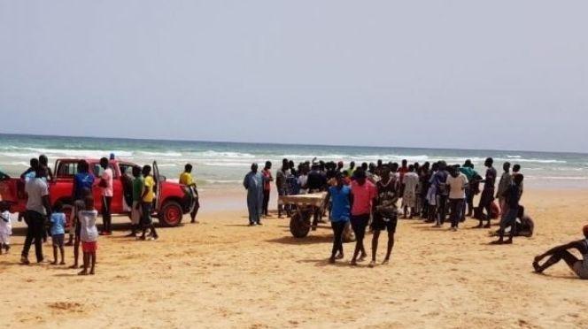 Week-end tragique sur les plages: 5 morts par noyade à la plage de Malika après le décès de 4 enfants talibés à Mboro