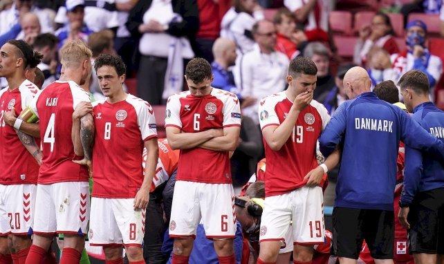 Euro 2021 : l'UEFA n'a pas vraiment laissé le choix au Danemark