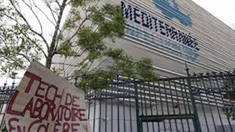 Marseille : Perquisition en cours à l'IHU du professeur Raoult