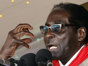 A 89 ans, Robert Mugabe ne semble pas encore prêt à abandonner le pouvoir. Reuters/Philimon Bulwayo