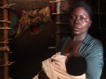 Congolais de l'Est en exil forcé au Burundi