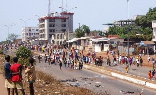 Guinée : risques d'insécurité au scrutin