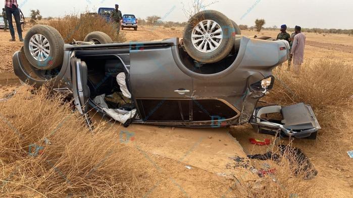 Tournée économique: Mbaye Pekh et Modou Bara Dolly blessés puis évacués après un accident