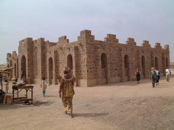 Kidal est une étape difficile pour les candidats à présidentielle malienne. wikipedia