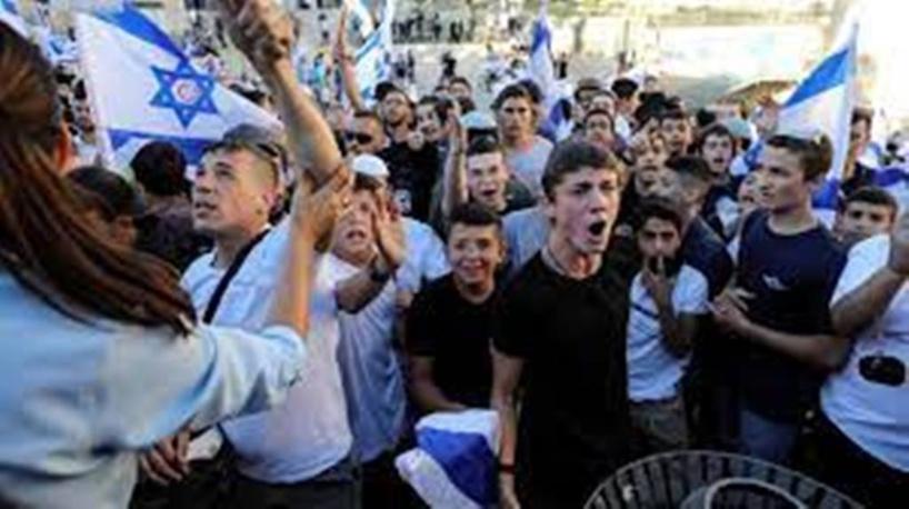 «Marche des drapeaux» à Jérusalem: «Nous sommes là pour le dire: on est chez nous»