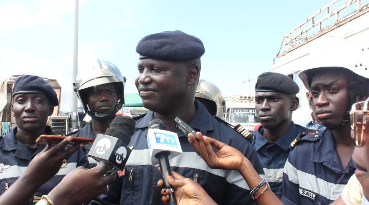Sénégal: en 6 mois les sapeurs-pompiers ont enregistré 40 morts par noyade
