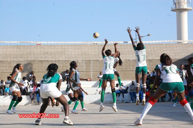 Volleyball - Tournoi de la zone 2 : les « Lionnes » maîtresses chez elles