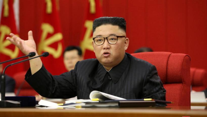 Corée du Nord: Kim Jong-un reconnaît une «situation alimentaire tendue»