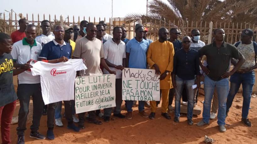 Déclassification 150 hectares bande de filaos Guédiawaye: des populations demandent à Macky d'annuler le décret