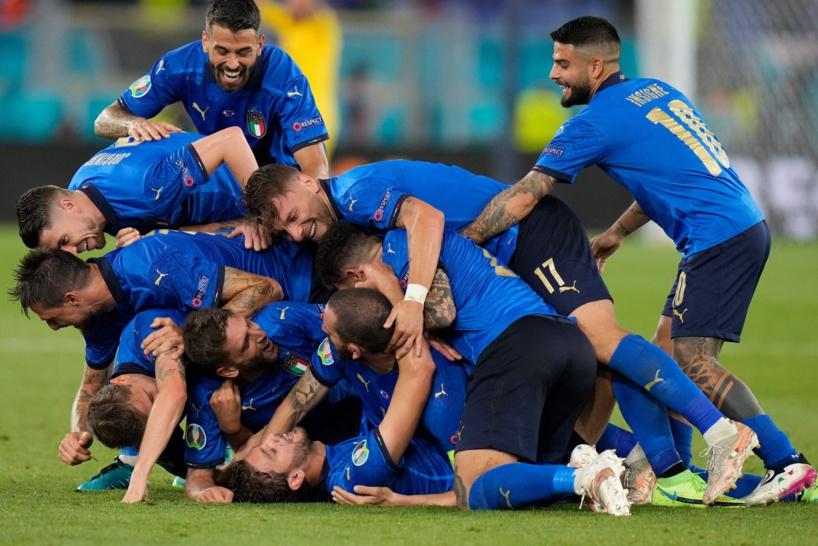 L'Italie victorieuse de la Suisse et première qualifiée pour les huitièmes de finale de l'Euro