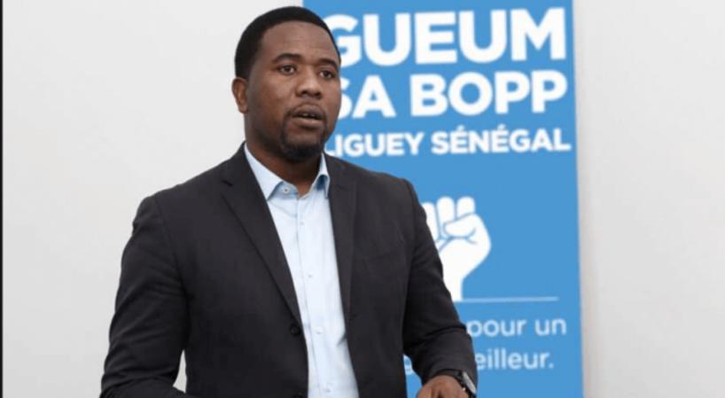 Bougane Gueye: « Les nervis de l'Apr ont attaqué notre cortège»