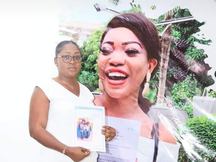 Les adieux de l'Esp à Lotaly Mollet, l'étudiante congolaise assassinée à Dakar