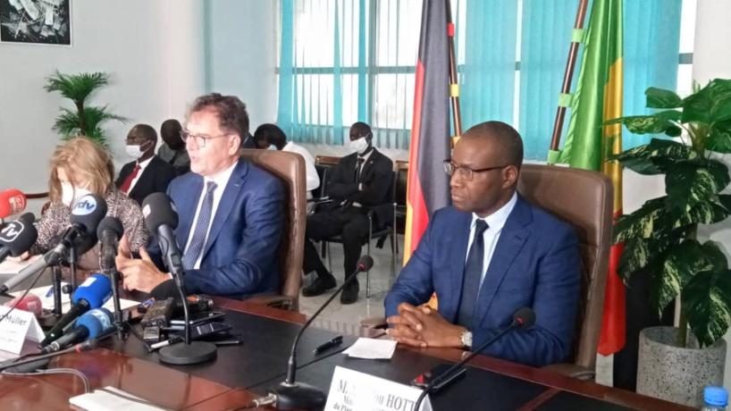 Production de vaccin anti-covid-19 : l'Allemagne appuie l'Institut Pasteur de Dakar à hauteur de 13 milliards FCFA