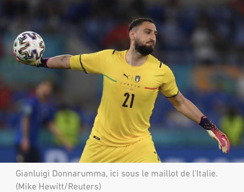 Transferts: Gianluigi Donnarumma signera lundi au PSG