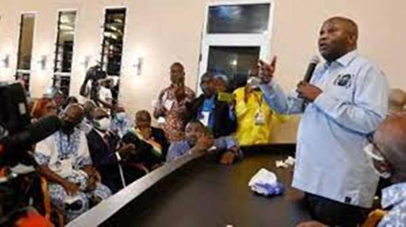 Retour de Gbagbo en Côte d'Ivoire: récit d'un moment de retrouvailles avec ses partisans