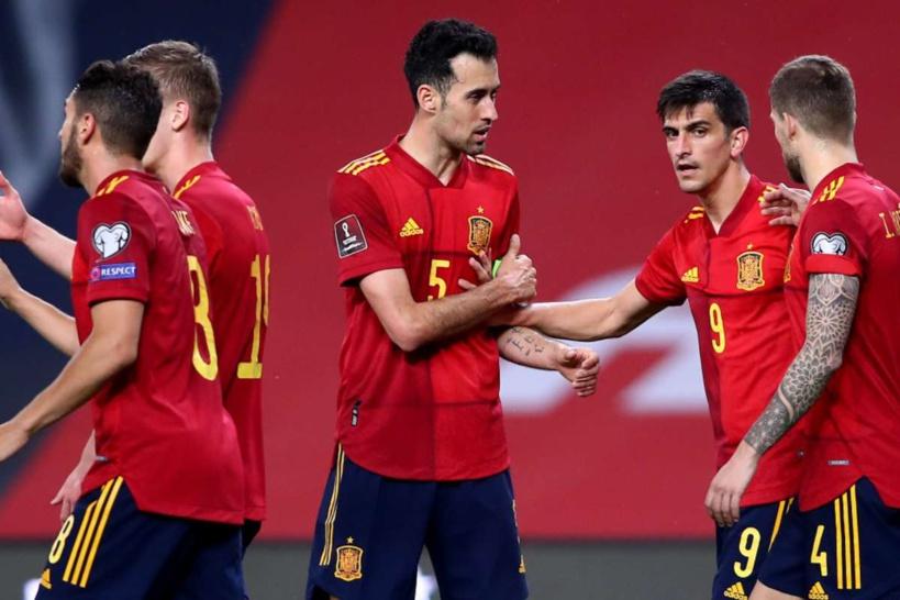 Euro: Busquets rejoint la sélection espagnole