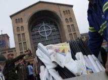 Brésil: le pape se recueille à Aparecida avant de rejoindre Copacabana