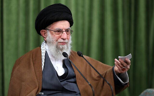 Présidentielle Iran: «la nation» a vaincu la «propagande de l'ennemi», selon Al Khameini
