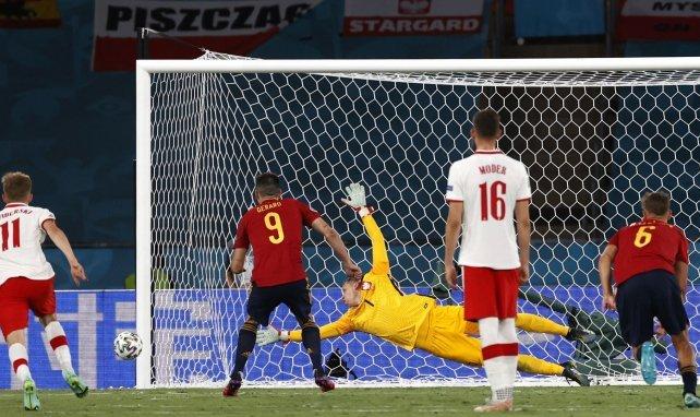 Déjà tenue en échec par la Suède, l'Espagne bute cette fois sur la Pologne