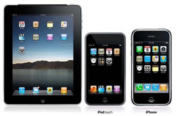 Apple : l'iPhone cartonne, l'iPad déçoit
