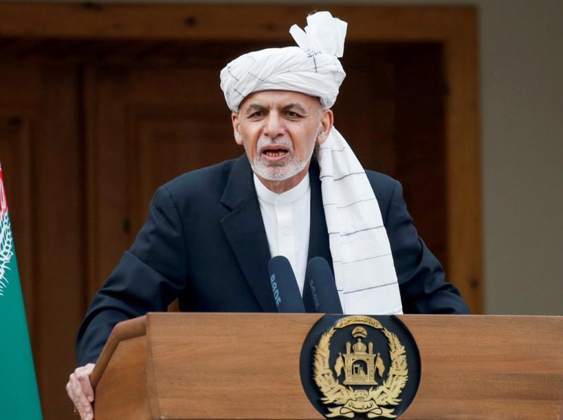 Le président afghan Ashraf Ghani invité à la Maison Blanche le 25 juin