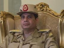 L'appel du général al-Sissi a été soutenu par le Front du salut national, réunissant tous les partis laïcs égyptiens. AFP PHOTO / KHALED DESOUKI
