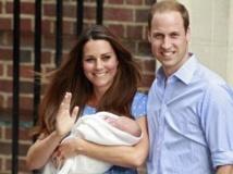 «Royal baby» : George, un prénom dans la tradition de la monarchie britannique