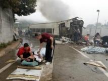 77 morts dans une catastrophe ferroviaire en Espagne: la vitesse à l'origine de l'accident ?