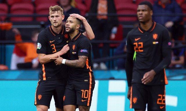 Les Pays-Bas s'imposent largement face à la Macédoine du Nord, Wijnaldum signe un doublé