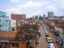 Le centre-ville de Kigali, au Rwanda. (2006) (CC)SteveRwanda/Wikipédia
