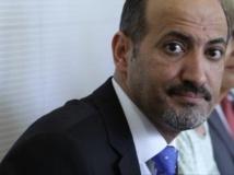 Le chef de l'opposition syrienne, Ahmad Jarba, le 24 juillet 2013. REUTERS/Christian Hartmann