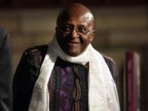 Desmond Tutu lutte de longue date contre l'homophobie. Reuters/Mark Wessels