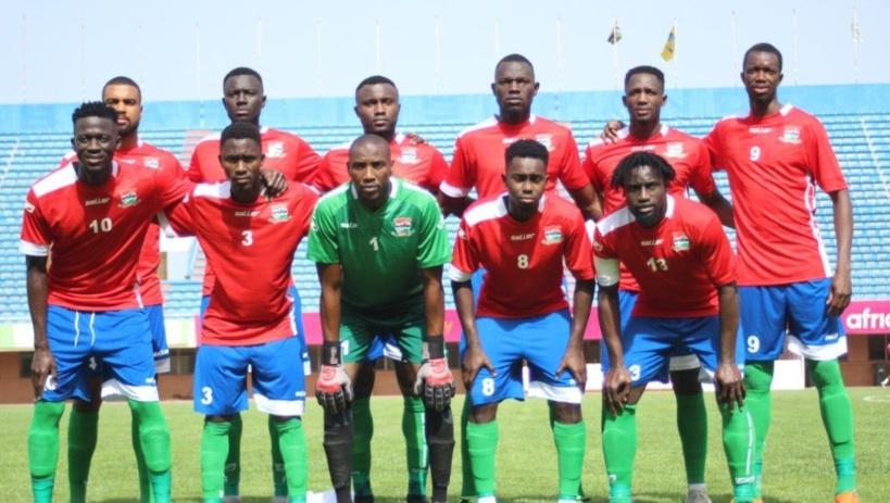 Les joueurs gambiens refusent une audience avec le Président Barrow