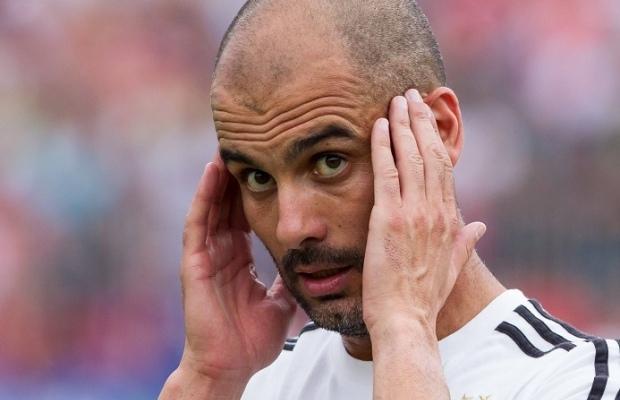 Allemagne-Bayern: Guardiola a giflé Alcantara
