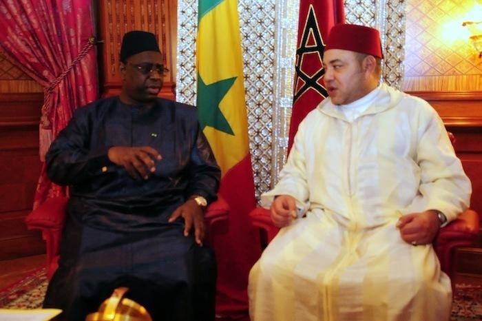 Maroc: le président Sall rend la pareille au roi Mohamed VI