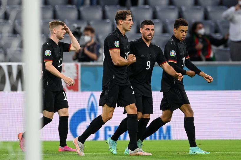 Tenue en échec par la Hongrie, l'Allemagne se qualifie et affrontera l'Angleterre en huitièmes