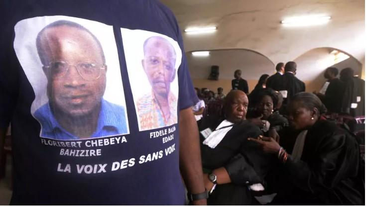 RDC: retour au pays de la veuve de Floribert Chebeya après 11 ans d'exil